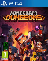 Minecraft Dungeons (Playstation 4)