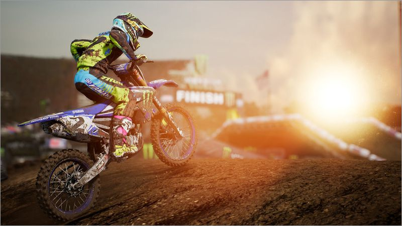 Monster Energy Supercross - The Official Videogame (Xbox One)