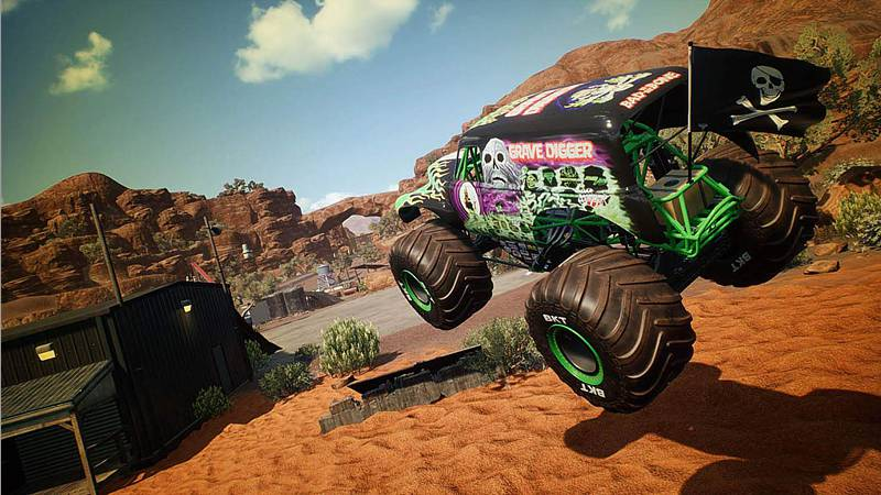 Monster Jam: Steel Titans (Playstation 4)