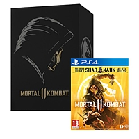 Mortal Kombat 11 - Kollectors Edition (Playstation 4)