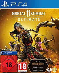 Mortal Kombat 11 Ultimate (Playstation 4)
