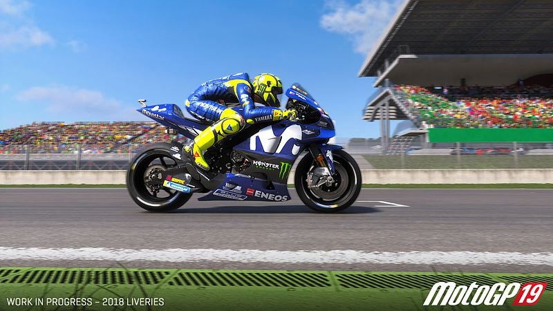 Moto GP 19 (Switch)