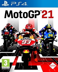 Moto GP 21 (Playstation 4)