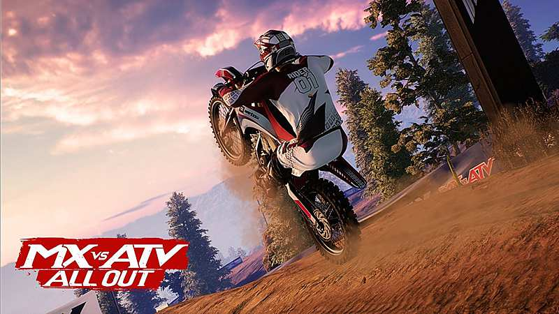MX vs. ATV All Out (Playstation 4)