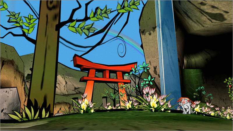 Okami HD (Playstation 4)