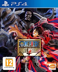 One Piece: Pirate Warriors 4 (Playstation 4)