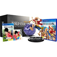 One Piece: World Seeker - The Pirate King Edition (Playstation 4)