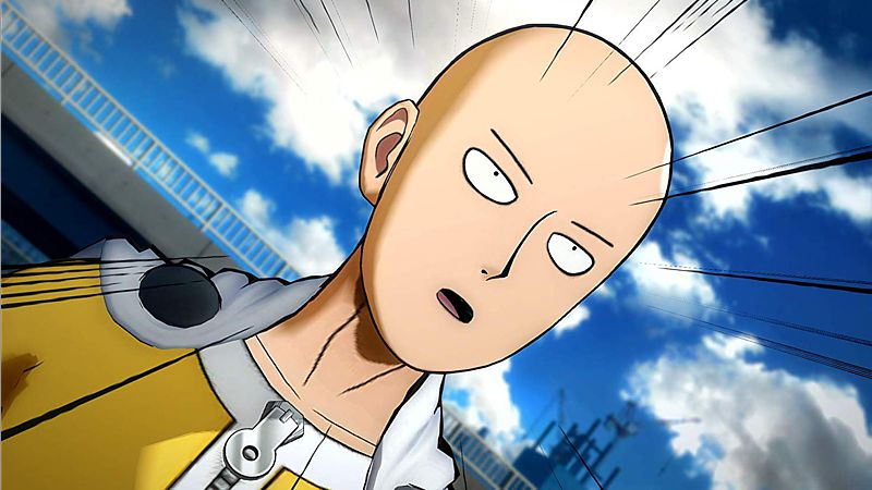 One Punch Man: A Hero Nobody Knows (Playstation 4)