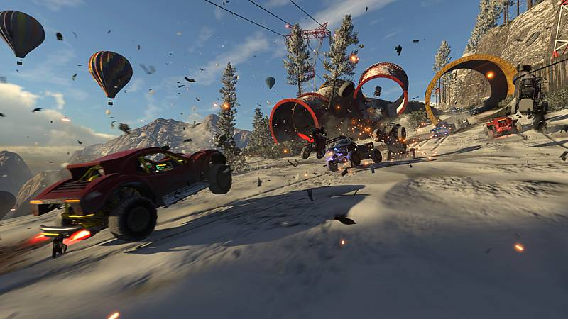 ONRUSH - Day One Edition (Xbox One)
