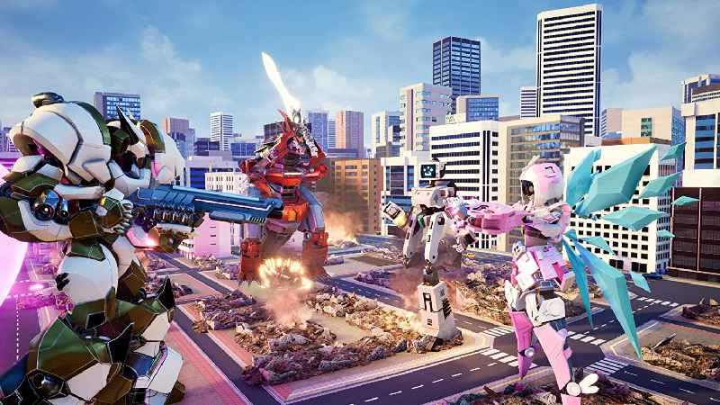Override: Mech City Brawl - Super Charged Mega Edition (Xbox One)
