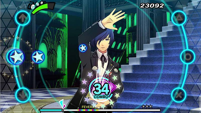 Persona 3: Dancing in Moonlight (Playstation 4)