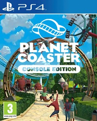 Planet Coaster: Console Edition (Playstation 4)