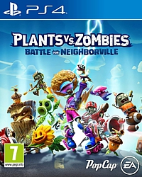 Plants vs Zombies: Battle for Neighborville (Playstation 4)