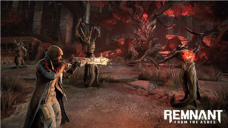 Remnant: From the Ashes (PC-Spiel)