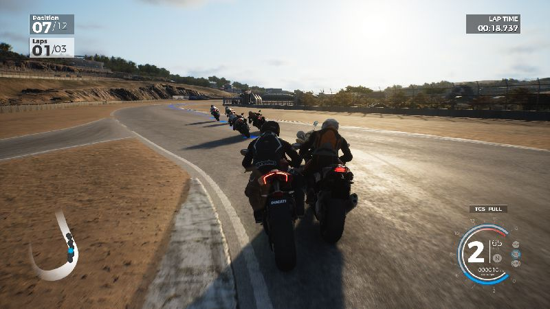 Ride 3 (Playstation 4)