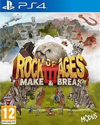 Rock of Ages 3: Make & Break (Playstation 4)
