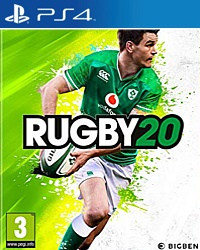 Rugby 20 (Playstation 4)