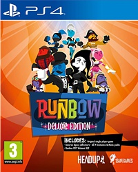 Runbow - Deluxe Edition (Playstation 4)