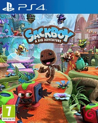Sackboy: A Big Adventure (Playstation 4)