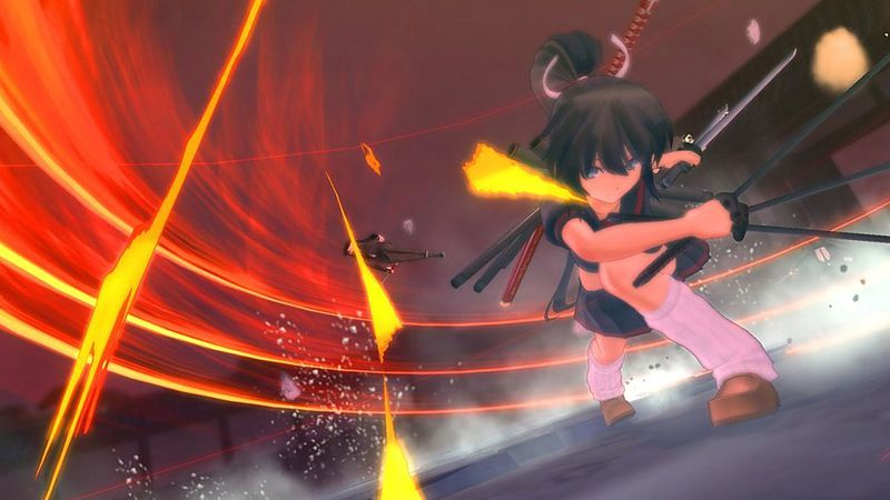 Senran Kagura Burst Re:Newal (Playstation 4)
