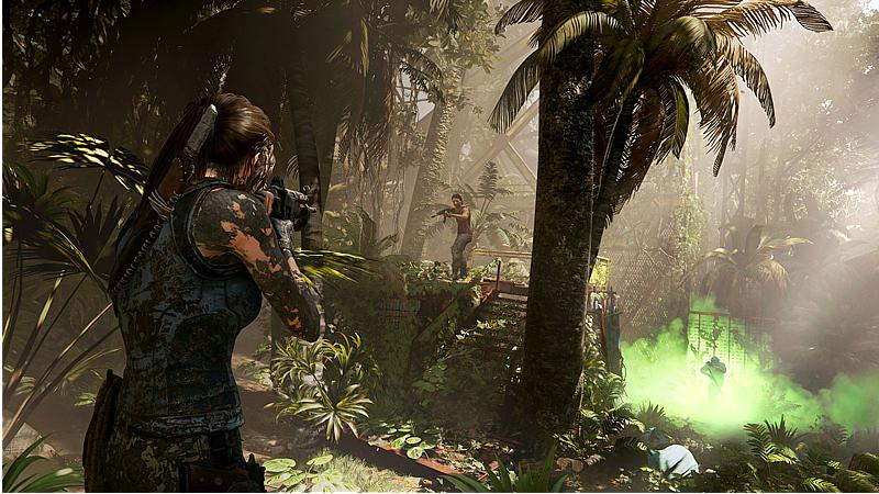 Shadow of the Tomb Raider - Definitive Edition (Playstation 4)