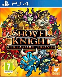 Shovel Knight: Treasure Trove (Playstation 4)
