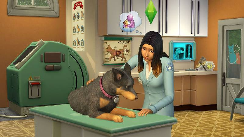 Die Sims 4 - Cats & Dogs Bundle (Playstation 4)