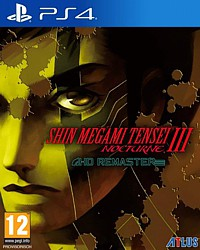 Shin Megami Tensei 3: Nocturne HD Remaster (Playstation 4)