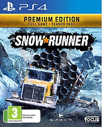 SnowRunner - Premium Edition (Playstation 4)