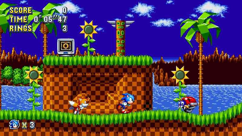 Sonic Mania Plus (Switch)