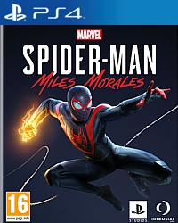 Marvels Spider-Man: Miles Morales (Playstation 4)