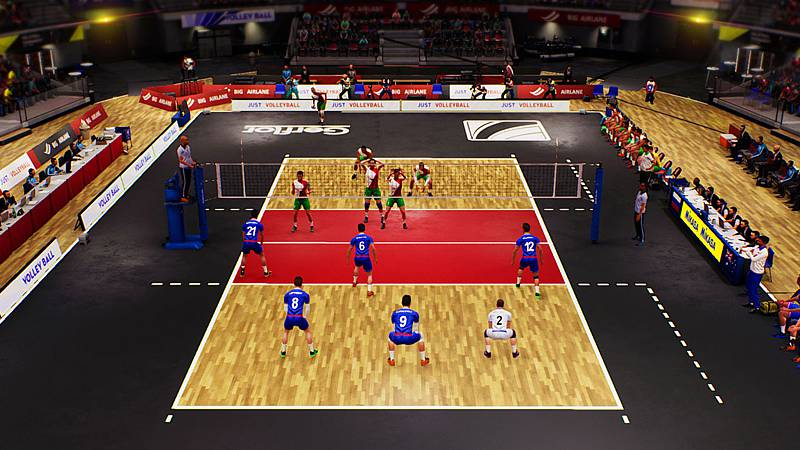 Spike Volleyball (Playstation 4)