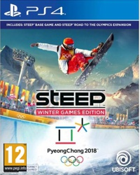 Steep - Winter Games Edition (Playstation 4)