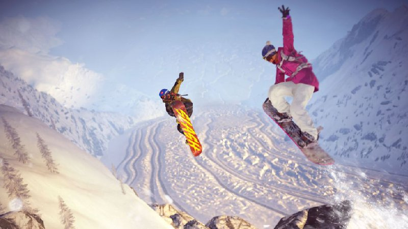 Steep X Games - Gold Edition (Playstation 4)