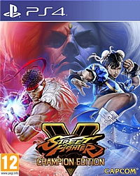 Street Fighter 5 - Champion Edition (Playstation 4)