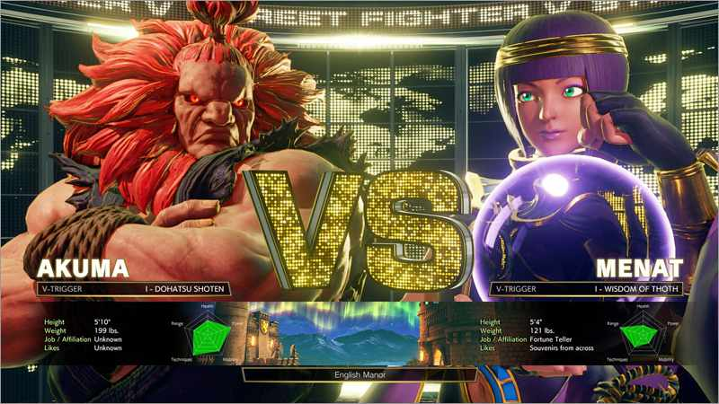 Street Fighter 5: Arcade Edition (Playstation 4)