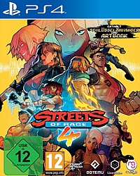 Streets of Rage 4 (Playstation 4)