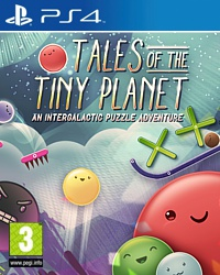 Tales of the Tiny Planet (Playstation 4)