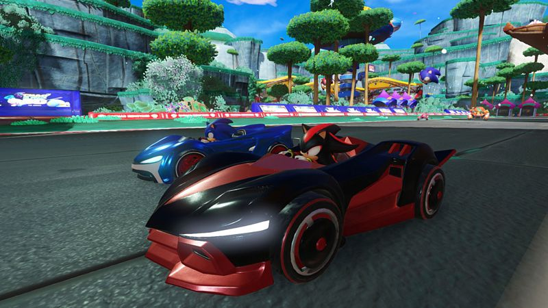 Team Sonic Racing - Special Edition (Playstation 4)