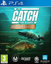 The Catch: Carp & Coarse - Collectors Edition (Playstation 4)