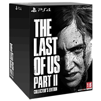 The Last of Us Part 2 - Collectors Edition (Playstation 4)