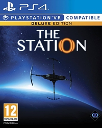 The Station - Deluxe Edition (Playstation 4)