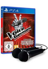 The Voice of Germany (mit 2 Mikrofonen) (Playstation 4)