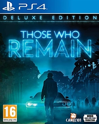 Those Who Remain - Deluxe Edition (Playstation 4)