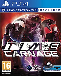 Time Carnage (benötigt Playstation VR) (Playstation 4)