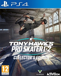 Tony Hawks Pro Skater 1+2 - Collectors Edition (Playstation 4)
