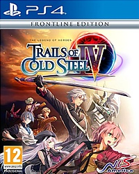 The Legend of Heroes: Trails of Cold Steel 4 - Frontline Edition (Playstation 4)