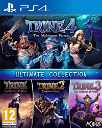 Trine: Ultimate Collection (Playstation 4)