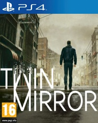 Twin Mirror (Playstation 4)