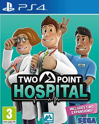 Two Point Hospital (Playstation 4)